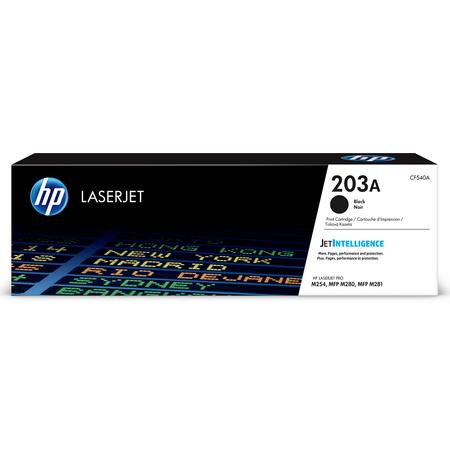 HP CF540A 203A ORJİNAL SİYAH TONER