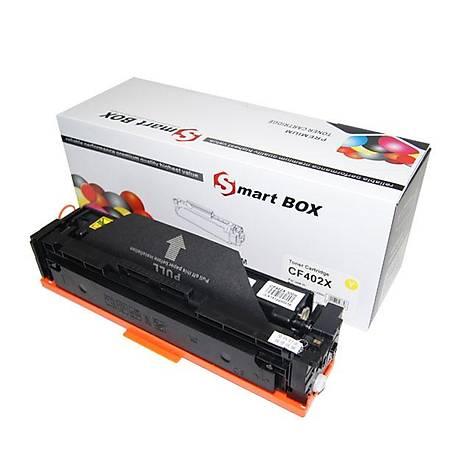 HP 201X CF402X MUADIL TONER - HP M252N - M252DW - M274N - M277N - M277DW SARI MUADIL TONER