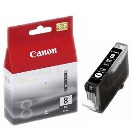 Canon CLI-8 BK Mürekkep Kartuþ