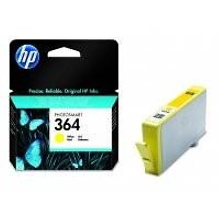 HP CB320E Yellow Mürekkep Kartuþ (364)