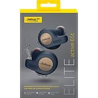 Jabra Elite Active 65t Cooper Mavi Bluetooth Kulaklýk 100-99010000-60