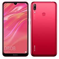 HUAWEI Y7 2019 Dual Sim 32GB Mercan Kýrmýzý ( RED ) HUAWEÝ TÜRKÝYE GARANTÝLÝ.