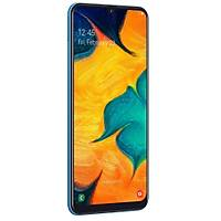 Samsung Galaxy A30 64GB SEDEF MAVÝSÝ (BLUE) SM-A305FZBETUR  Samsung Türkiye Garantili
