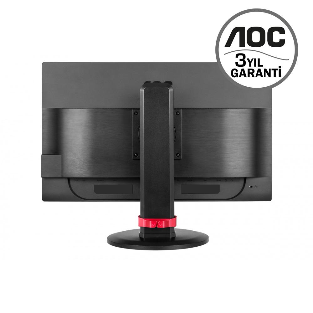 AOC 24'' G2460PF 1ms 144Hz Full HD HDMI DVI VGA FreeSync