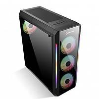GamePower Wraith 550W +80 Bronz 4x120mm ARGB Fan Oyuncu Kasasý
