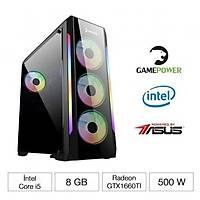 GAMEPOWER UNICORN 9400F 8GB GTX1660TI-A6G GAMING BÝLGÝSAYAR