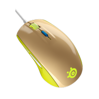 Steelseries Rival 100 Gaia Yeþil Gamer Mouse