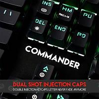 Fantech MVP862 COMMANDER Rgb Gaming Klavye Mouse Set