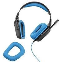 Logitech G430 Surround USB Oyuncu Kulaklığı (Ses Kartlı)
