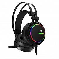 GAMEPOWER LUNA SÝYAH 7.1 PRO RGB GAMING KULAKLIK