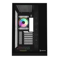 GAMEPOWER WARCRY COMPACT 550W 80+ ATX GAMING KASA (3 ARGB FAN)