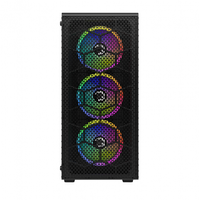 GamePower Horizon RGB Mesh Panel Oyuncu Kasasý