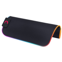 GamePower GP400 Rubber 400x400x4mm RGB Gaming Mousepad