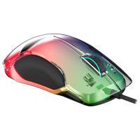GamePower Translucent 10.000DPI 7 Tuþ RGB Profesyonel Optik Oyuncu Mouse