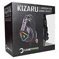GamePower Kýzaru 7.1 Rgb Oyuncu Kulaklýðý