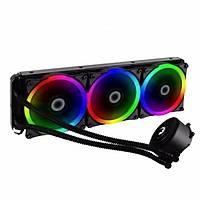 GAMEPOWER ICEBERG 360 RGB CPU SOGUTMA 360MM SIVI SOÐUTMA