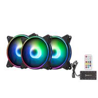 GamePower Air Turbine ARGB/RGB 3*12CM Fan Set Kit