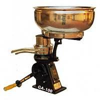 Asya Süt Krema Makinası 100 Litre Ev Tipi (Yandan Kollu)