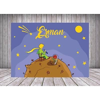 Küçük Prens Temalý Poster/Afiþ/Branda