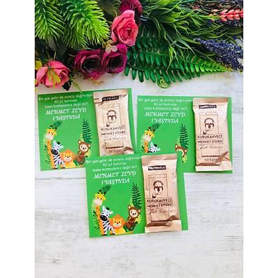 Safari Temalý Hediyelik Kahve Paketi