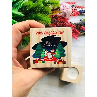 Noel Baba Temalý Mumluk
