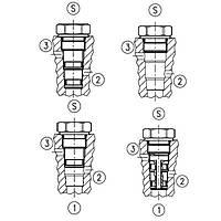 3XTP3534800 Kavite Tapasý (Cavity Plugs)