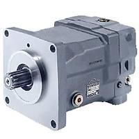HMF02-A2-028N Sabit Deplasmanlý Motor