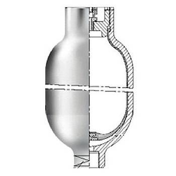 LAS.1.1,5.1.O.M8.L Akü Balonu (350 BAR)
