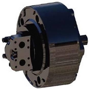 HC2 500 Tek Deplasmanlý Radyal Pistonlu Motor – Yüksek Kavitasyon Direnci