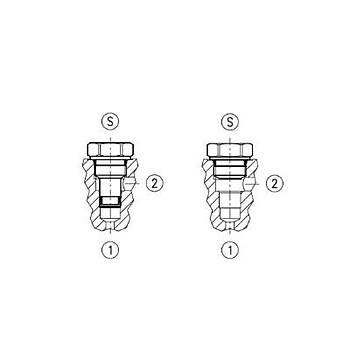 3XTAP822150 Kavite Tapasý (Cavity Plugs)