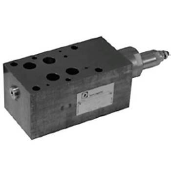PZM7-P5/10N/S ( Cetop 3-5-7 ) NG 6-NG 10-NG16 Modüler Basýnç Düþürücü Valfi