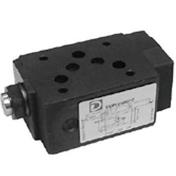 Z4M6-B/50 ( Cetop 3-5-7 ) NG 6-NG 10-NG16 Modüler Basýnç Düþürücü Valfi