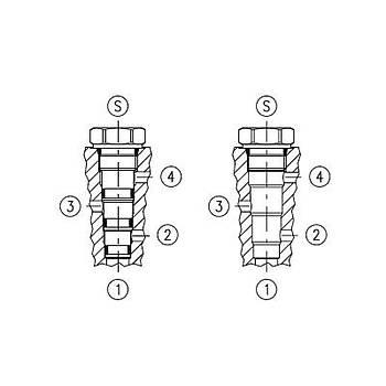 3XTP1552900 Kavite Tapasý (Cavity Plugs)