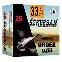 ÖZKURSAN 12 CAL.33gr AV FÝÞEÐÝ