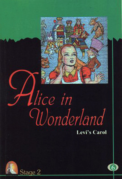 Alice In Wonderland Stage 2 Cdli Ingilizce Hikayeler Kapıda