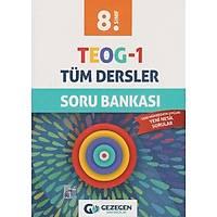 Gezegen 8.Sınıf TEOG 1 Tüm Dersler Soru Bankası (2017)