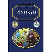 Pinokyo - Carlo Collodi (Çocuk Klasikleri:16) Maviçatı Yayınları