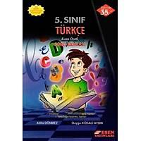 Esen 5.Sınıf Türkçe Soru Bankası