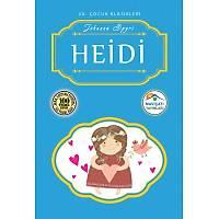 Heidi - Johanna Spyri (Çocuk Klasikleri:20) Maviçatı Yayınları