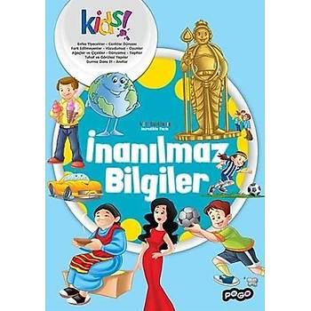 Ýnanýlmaz Bilgiler - Kolektif - Pogo Çocuk