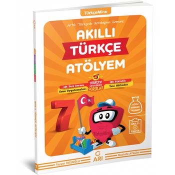 7. Sýnýf TürkçeMino Akýllý Türkçe Atölyem Arý Yayýncýlýk