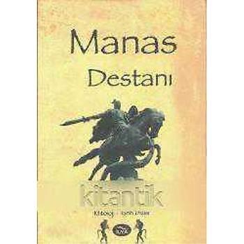 MANAS DESTANI - Ýlya Yayýnevi