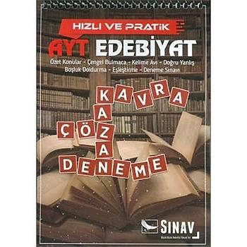 Sýnav AYT Hýzlý ve Pratik Edebiyat