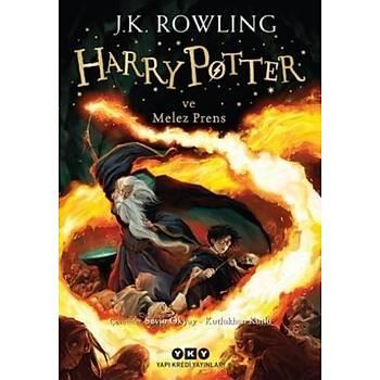 Harry Potter 6 Harry Potter ve Melez Prens - J.K. Rowling