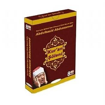 Kuran Þöleni Abdulbasýd Abdussamed 8 VCD