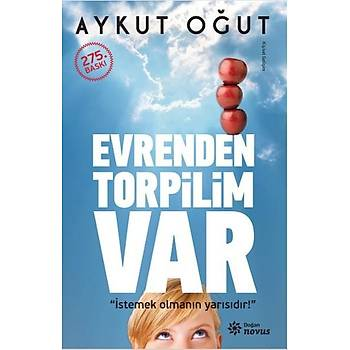 Evrenden Torpilim Var - Aykut Oðut - Doðan Novus