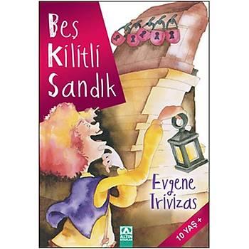 Beþ Kilitli Sandýk - Evgene Trivizas - Altýn Kitaplar - Çocuk Kitaplarý