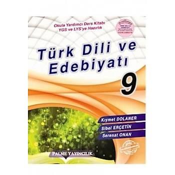 9.Sýnýf Türk Dili ve Edebiyatý Konu Anlatýmlý Palme Yayýnlarý