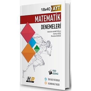 AYT Matematik 18x40 Denemeleri Video Çözümlü Hýz ve Renk Yayýnlarý