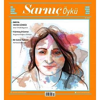 Sarnýç Öykü Dergisi Sayý: 22. Sayý - Mart - Nisan